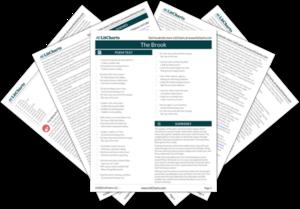 The Brook Poem Summary And Analysis Litcharts