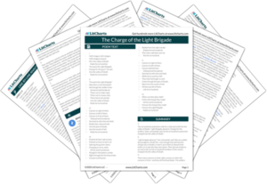 The Charge Of The Light Brigade Poem Summary And Analysis Litcharts
